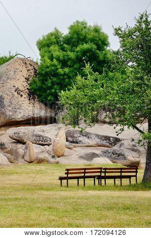 Photo of Stone Spiritual Place Beglik Tash Bulgaria