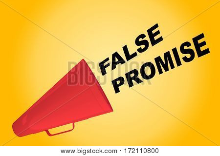 False Promise Concept