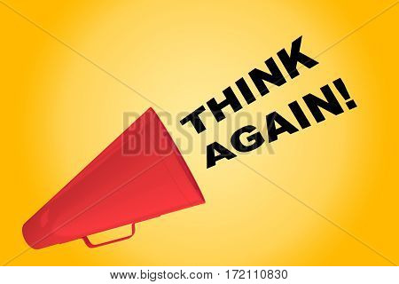 Think Again! Concept
