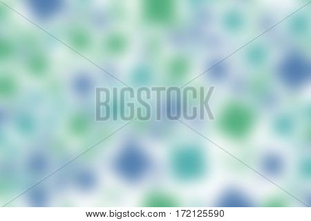 Blur Abstract Background, Defocused Backdrop For Soft Security Design