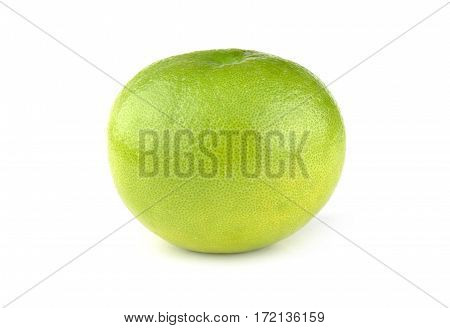 Sweetie citrus fruit, isolated on white background