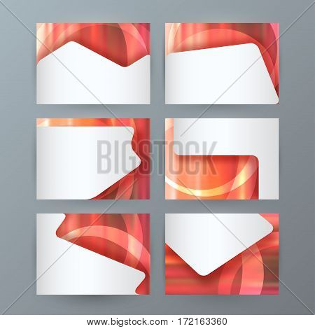 Set Of 6 Design Business Brochure  Templates For Multipurpose Presentation Slides10