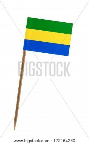 Flag Of Gabon