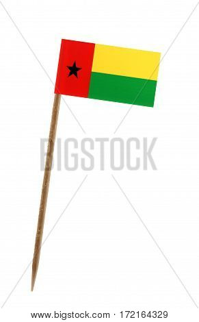 Flag Of Guinea Bissau