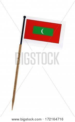 Flag Of Maldive Islands