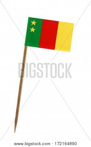 Flag Of Old Cameroon