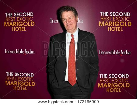 NEW YORK-MAR 3: Director John Madden attends the premiere of