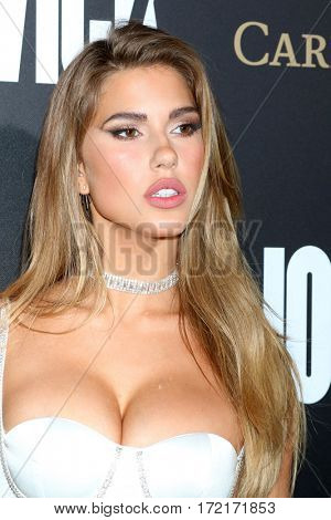 LOS ANGELES - JAN 30:  Kara Del Toro at the