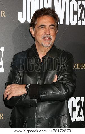 LOS ANGELES - JAN 30:  Joe Mantegna at the