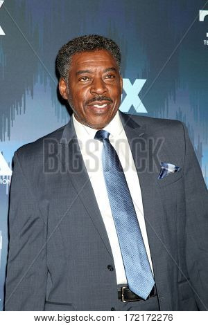 LOS ANGELES - JAN 11:  Ernie Hudson at the FOXTV TCA Winter 2017 All-Star Party at Langham Hotel on January 11, 2017 in Pasadena, CA