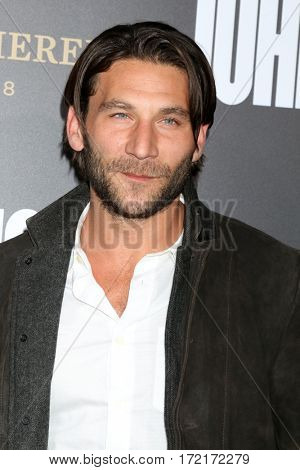 LOS ANGELES - JAN 30:  Zach McGowan at the