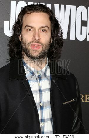 LOS ANGELES - JAN 30:  Chris D'Elia at the