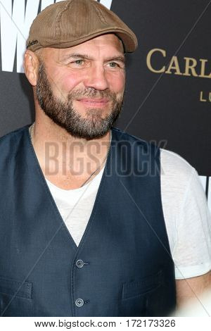 LOS ANGELES - JAN 30:  Randy Couture at the