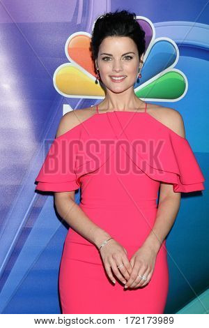 LOS ANGELES - JAN 18:  Jaimie Alexander at the NBC/Universal TCA Winter 2017 at Langham Hotel on January 18, 2017 in Pasadena, CA