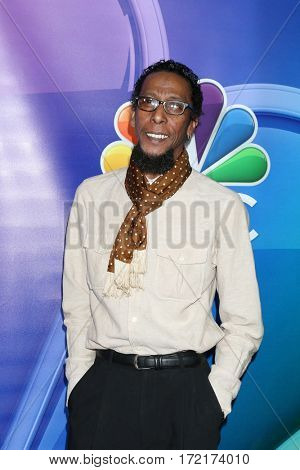 LOS ANGELES - JAN 18:  Ron Cephas Jones at the NBC/Universal TCA Winter 2017 at Langham Hotel on January 18, 2017 in Pasadena, CA