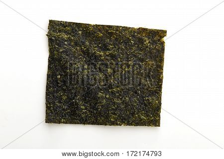 Sheet Of Dried Seaweed