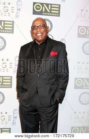 LOS ANGELES - FEB 10:  Paris Barclay at the Non-Televisied 48th NAACP Image Awards at Pasadena Conference Center on February 10, 2017 in Pasadena, CA