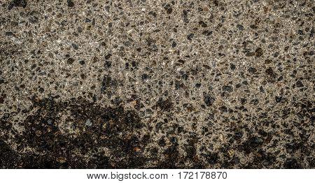 Asphalt, asphalt texture, asphalt background, gray asphalt, wet asphalt. asphalt road