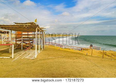 Engabao Beach Guayas Province Ecuador