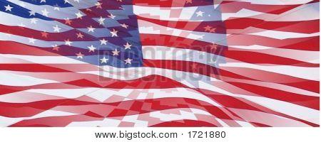 Unique American Flag