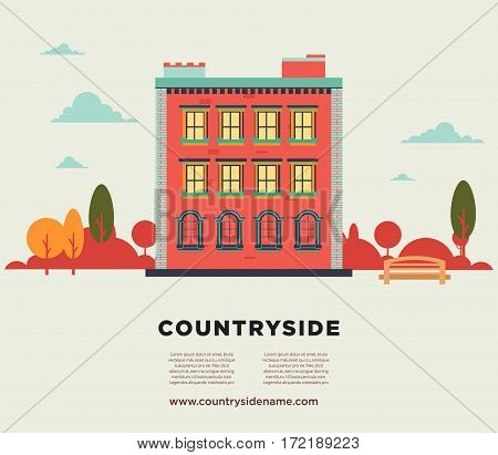 The Country Side Banner