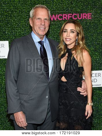 LOS ANGELES - FEB 16:  Steve Tisch arrives for the An Unforgettable Evening on February 16, 2017 in Beverly Hills, CA