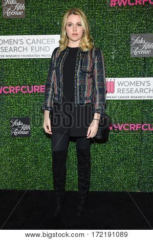 LOS ANGELES - FEB 16:  Majandra Delfino arrives for the An Unforgettable Evening on February 16, 2017 in Beverly Hills, CA