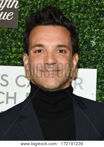 LOS ANGELES - FEB 16:  George Kotsiopoulos arrives for the An Unforgettable Evening on February 16, 2017 in Beverly Hills, CA