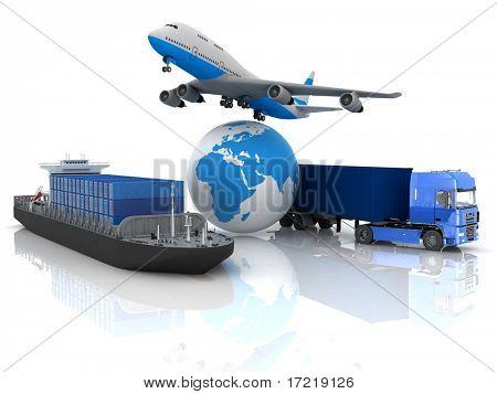 типы транспорта перевозки являются нагрузок.