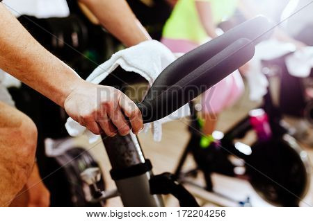 Cycling Indoors Workout