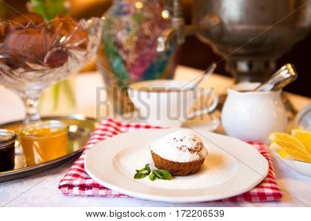 High Tea Set With Dessert, Afternoon Tea Set