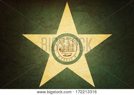 Emblem Of Houston