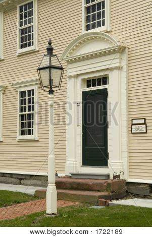 Front Door In Deerfield