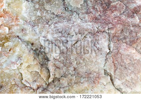 Close-up of marble stone surface for background