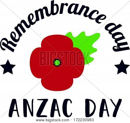 Anzac Day Vector