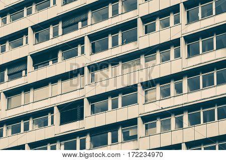 building facade - real estate exterior - house