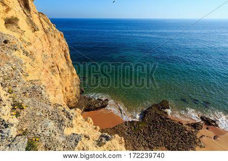 Praia Dos Caneiros (algarve, Portugal).