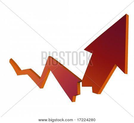 finances crash diagram