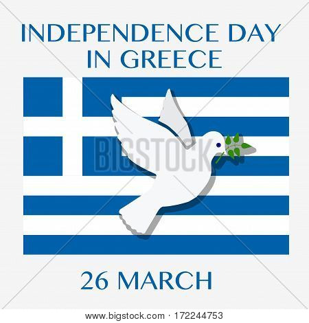 Happy Independence Day Greece