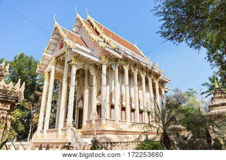Wat Pa Sutdhawas Buddha  Temple Sakon Nakhon, Thailand