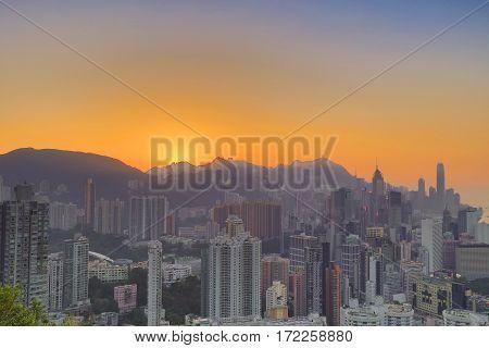 Hong Kong at Sir Cecils Ride Braemar Hill Hong Kong