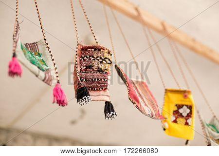 Ethnic Style Handmade Purses
