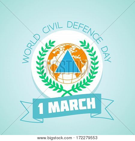 1 March World Civil Defence Day