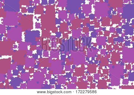 Abstract Background With Flat Boxes. Pattern For Vector Concept.