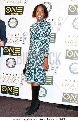 LOS ANGELES - FEB 10:  Margot Lee at the Non-Televised 48th NAACP Image Awards at Pasadena Conference Center on February 10, 2017 in Pasadena, CA