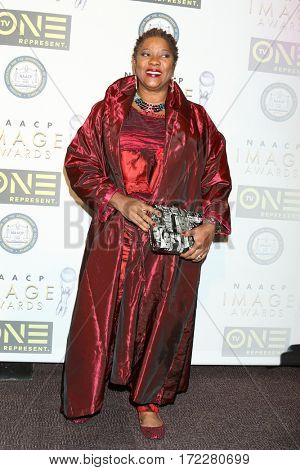 LOS ANGELES - FEB 10:  Loretta Devine at the Non-Televised 48th NAACP Image Awards at Pasadena Conference Center on February 10, 2017 in Pasadena, CA