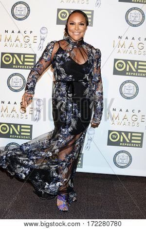 LOS ANGELES - FEB 10:  Lynn Whitfield at the Non-Televised 48th NAACP Image Awards at Pasadena Conference Center on February 10, 2017 in Pasadena, CA
