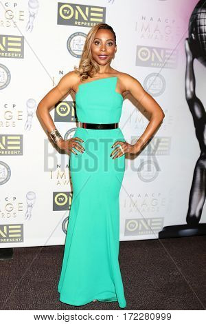 LOS ANGELES - FEB 10:  Erica Ash at the Non-Televised 48th NAACP Image Awards at Pasadena Conference Center on February 10, 2017 in Pasadena, CA