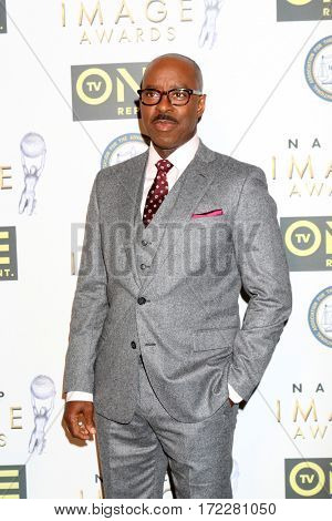 LOS ANGELES - FEB 10:  Courtney B Vance at the Non-Televised 48th NAACP Image Awards at Pasadena Conference Center on February 10, 2017 in Pasadena, CA