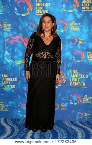 LOS ANGELES - SEP 24:  Kathy Najimy at the Los Angeles LGBT Center 47th Anniversary Gala Vanguard Awards at the Pacific Design Center on September 24, 2016 in West Hollywood, CA